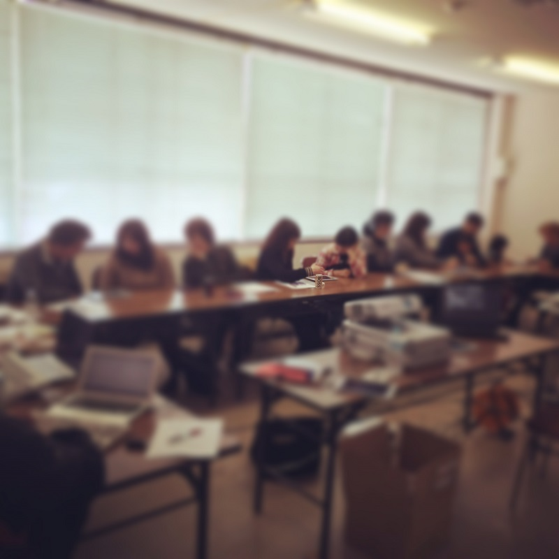 難聴者・中途失聴者の方向けiPad勉強会で講師をしました