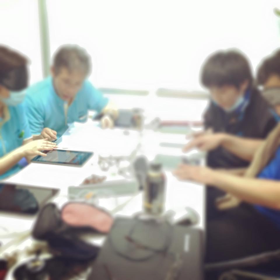 宮崎県で「視覚障害者向けiPad講習の人材育成講座 」を実施しました
