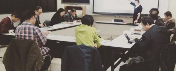 弘前大学で「視覚障害者や聴覚障害者の日常生活をサポートするiPad の機能」と題して講演しました