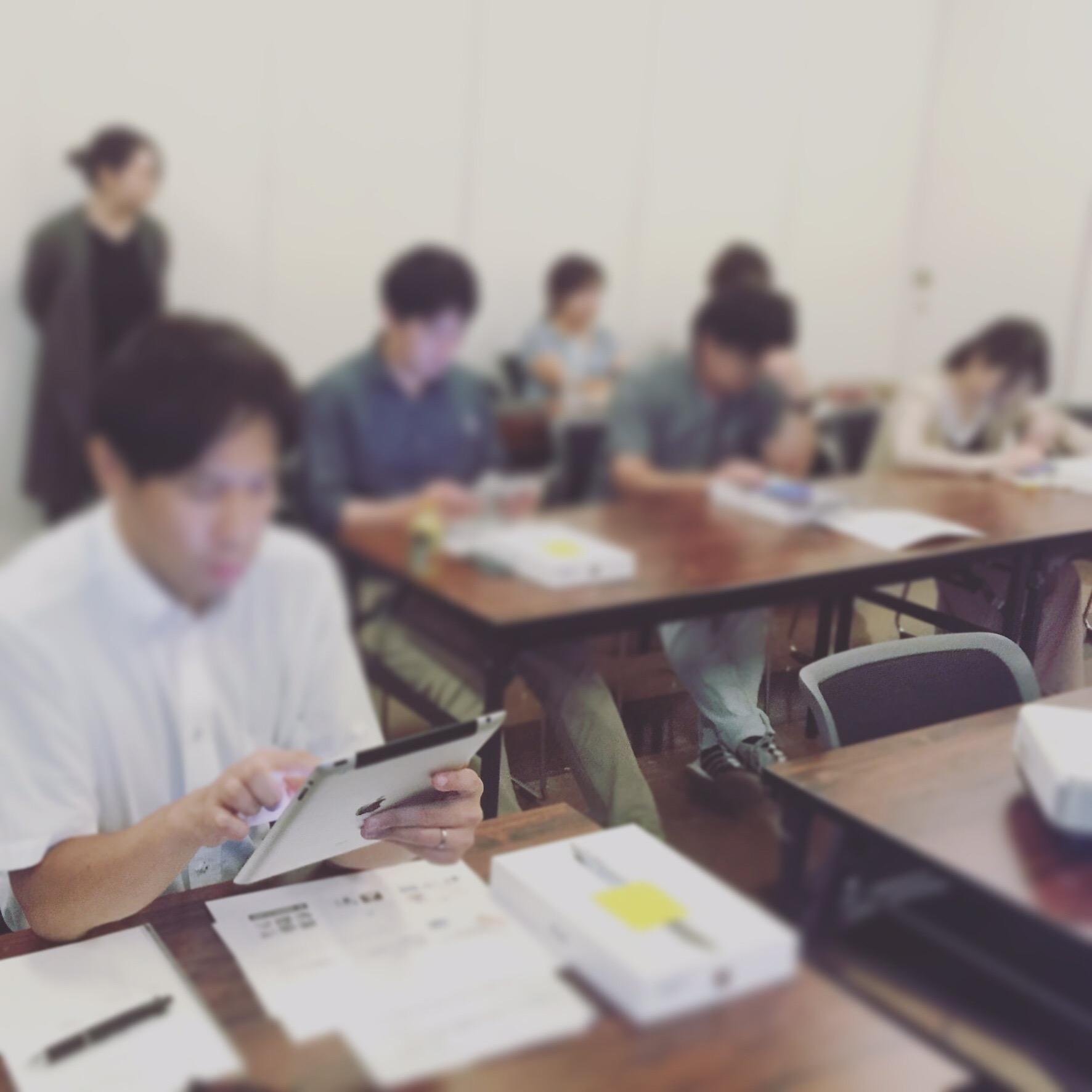 人財育成講座 第8期(八戸市)が始まりました